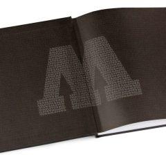 Blackbook DIN A4 quer