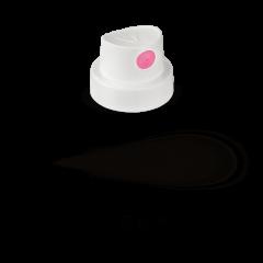 """Molotow cap """"SuperFat"""" weiß/pink"""