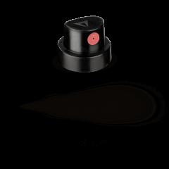 Molotow Fat Cap schwarz/pink