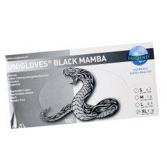 Unigloves Black Mabma